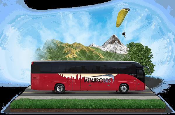 Noleggia il tuo autobus